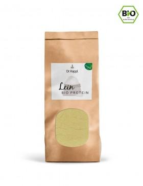 Bio Leinprotein 31-33g Protein/100g