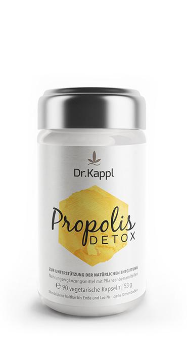 propolis detox entgiftung körper