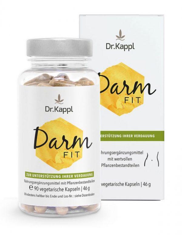Dr. Kappl Darm Fit zur Unterstützung Ihrer Verdauung