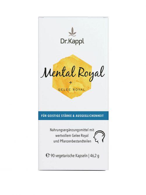 Geistige Stärke & Ausgeglichenheit Mit Mental Royal