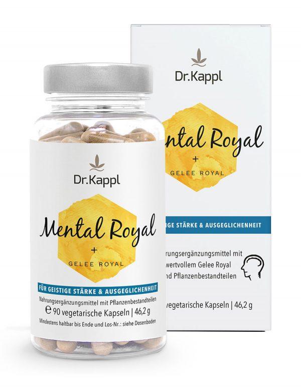Dr. Kappl Mental Royal Geistige Stärke und Ausgeglichenheit