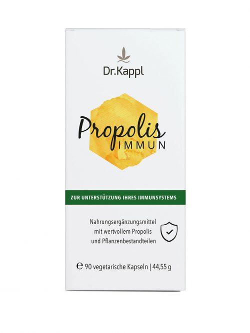 Unterstützung Des Immunsystems Mit Dr. Kappl Propolis Immun