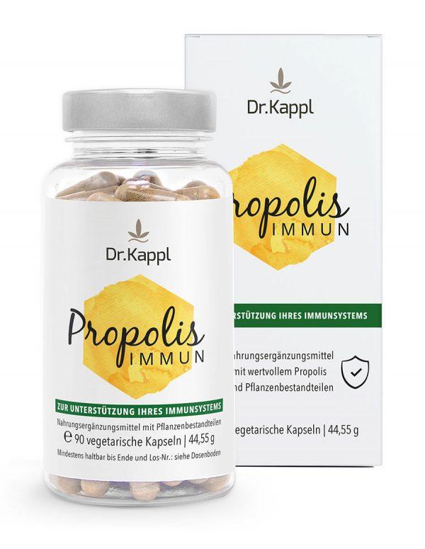 Mit Dr. Kappl Propolis das Immunsystems unterstützen