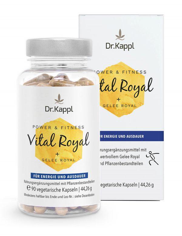 Für mehr Energie sowie Ausdauer, Dr. Kappl Vital Royal