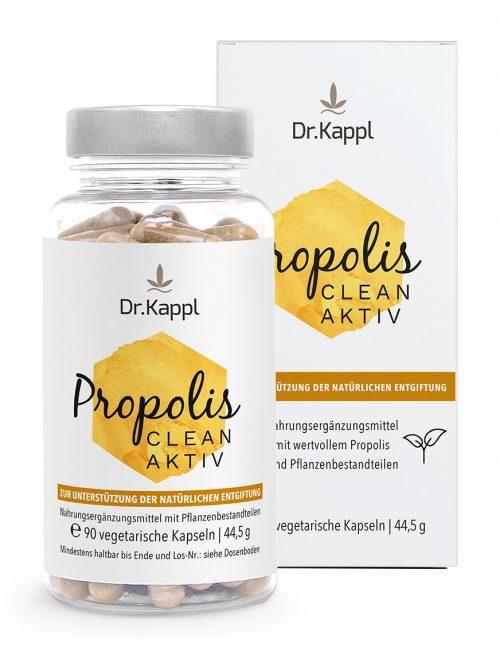 Propolis Clean Aktiv | 90 Kaps