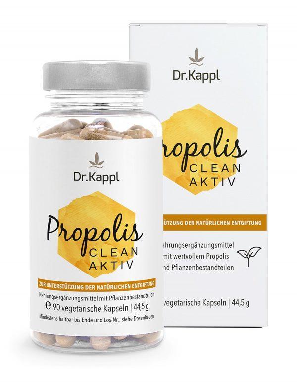 Dr. Kappl Propolis Clean Aktiv zur Unterstützung der natürlichen Entgiftung
