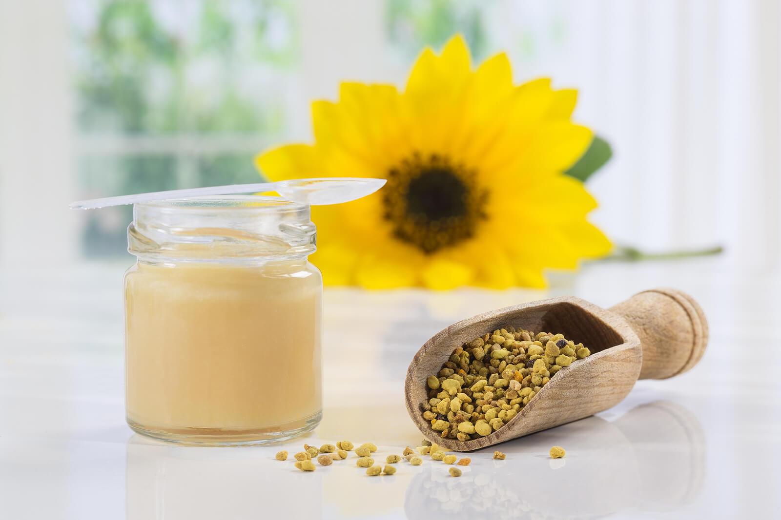 Gelee Royal Gut Für Biene Und Mensch