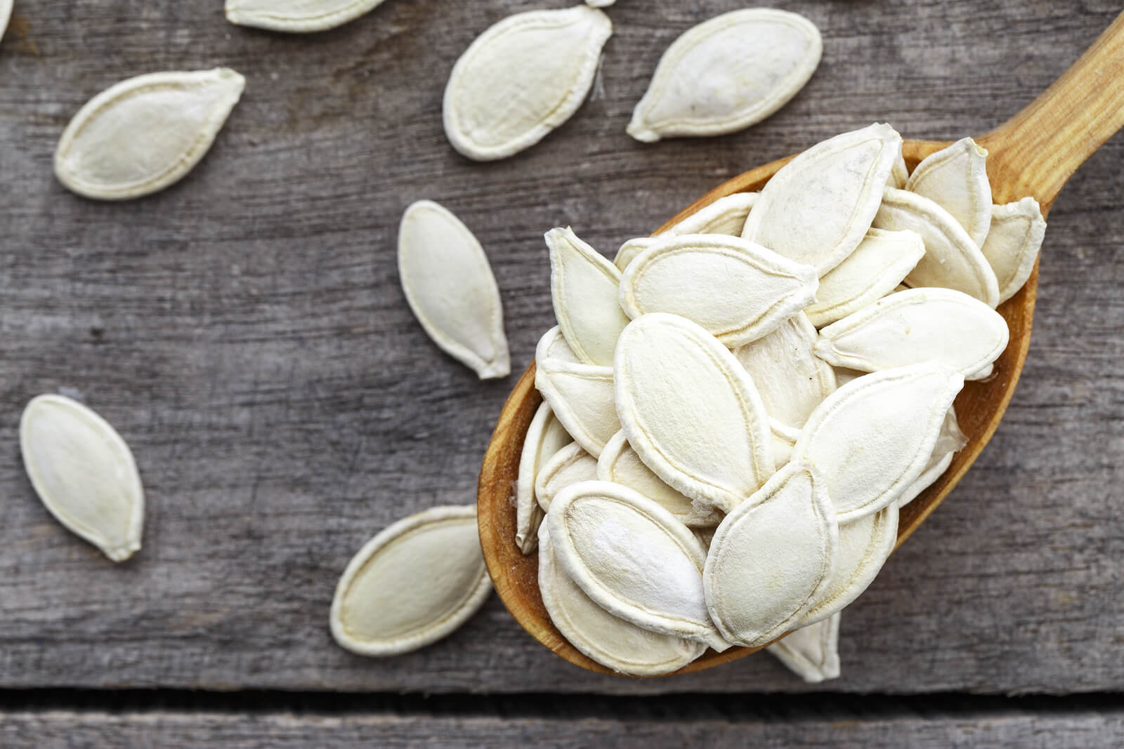 Kürbiskerne Sind Eine Vegane Top-Quelle Von Proteinen