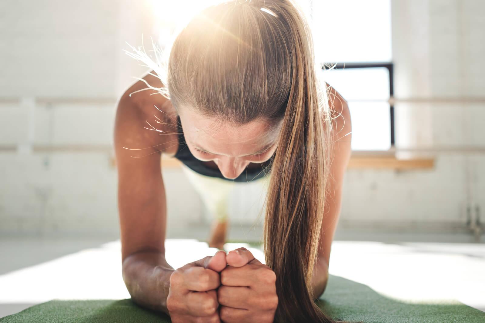 Sportlich Und Gesundheitlich Hat Bodyweight-Training Vorteile