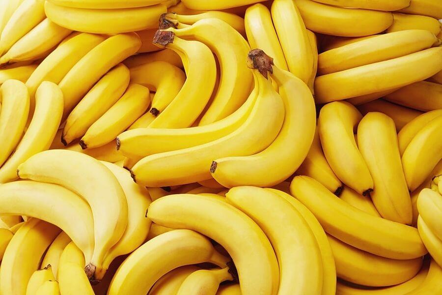 Die Banane Ist Glücklichmacher