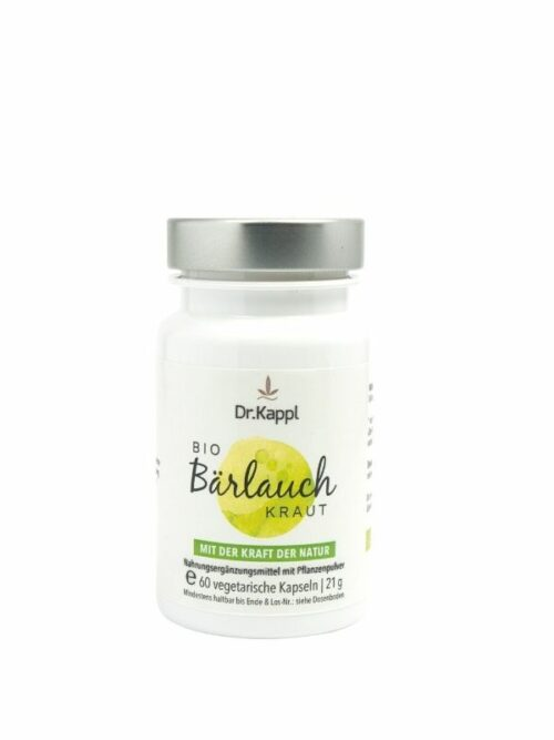 Bio Bärlauch