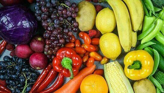 Obst und Gemüse ist gut bei Arthrose